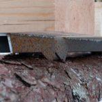 Brakett for 3-plank klopp