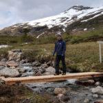 Ruteansvarlig Arnstein Salthammer Eide i DNT Romsdal.